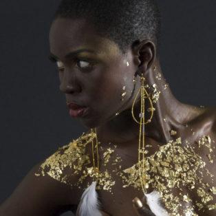 Aida earrings by Adha Zelma