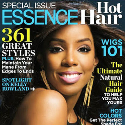Essence Hair Issue Featuring AdhaZelma