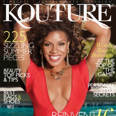 Kouture Magazine - Adha Zelma