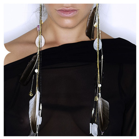 Warrior Earrings by Adha Zelma