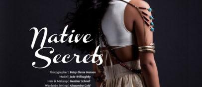 Adha Zelma Brink Magazine