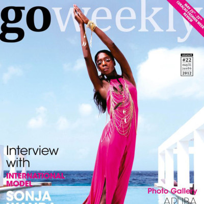 Go Weekly Featuring Adha Zelma