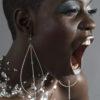 Jazz Earrings by Adha Zelma