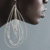 Juliette Earrings by Adha Zelma