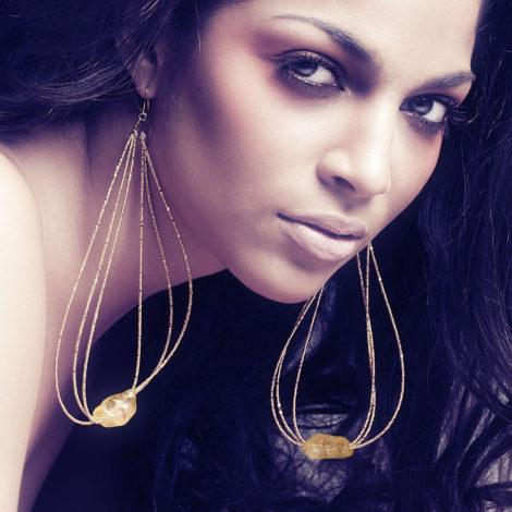 Majesty - Adha Zelma Earrings