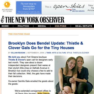 Adha Zelma - New York Observer
