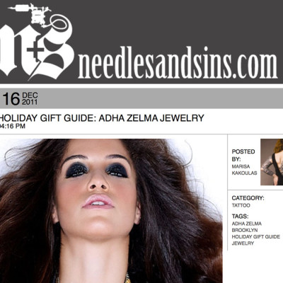 Needle and Sins - Adha Zelma