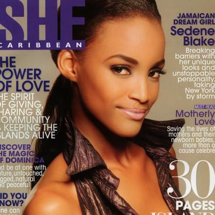 She Caribbean Magazine - Adha Zelma